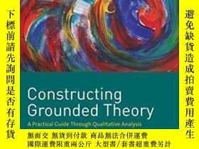 二手書博民逛書店Constructing罕見Grounded Theory-建構紮根理論Y436638 Kathy Charm