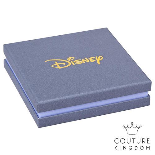 Couture Kingdom 迪士尼奇妙仙子叮叮素面剪影鍍14K金項鍊 Tinker Bell Necklace
