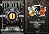 【USPCC撲克】BICYCLE Dragon tome limited Playing Cards