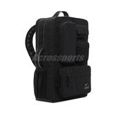 Nike 後背包 Utility Elite Backpack 黑 男女款 手提 氣墊背帶 工裝風格 運動休閒【ACS】 CK2656-010