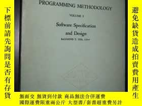 二手書博民逛書店CURRENT罕見TRENDS IN PROGRAMMING M