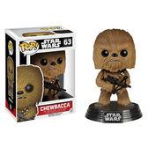 Funko POP!系列 Q版 星際大戰7 原力覺醒 Star Wars Chewbacca 丘巴卡 搖頭公仔 63