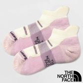 【THE NORTH FACE 美國】中性 全天候透氣 短襪『白/灰紅/紫紅』NF0A3CNN 休閒.保暖襪.彈性襪.休閒襪