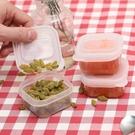 輔食保鮮盒 迷你密封盒零食收納儲藏盒小型冰箱盒3個裝 ATF 安妮塔小铺