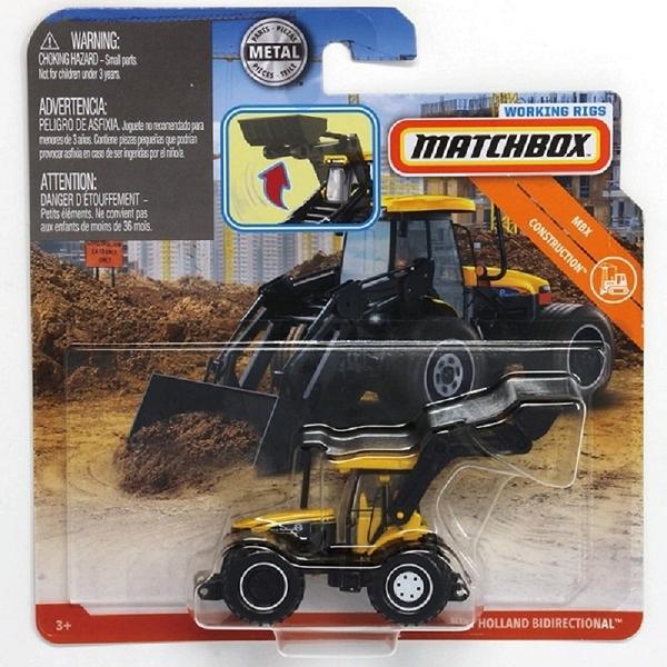 火柴盒小汽車Matchbox 工程系列