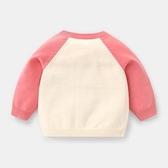 嬰兒衣服針織開衫毛衣秋裝春秋款新生兒女寶寶男童兒童幼兒Y5466