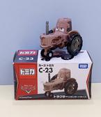 【震撼精品百貨】汽車總動員_Cars~TOMICA 汽車總動員 C-23 拖拉機#80460