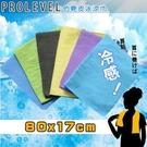 金德恩 台灣製造 一組2入 戶外露營運動 台製仿麂皮超吸水 冰涼領巾(80X17cm) - 顏色隨機