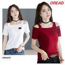 韓版潮短袖T恤(3色M~XL)