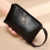 手拿包-手包女新款時尚牛皮手拿包小女士手拎包零錢包迷你手機小包包 多麗絲旗艦店