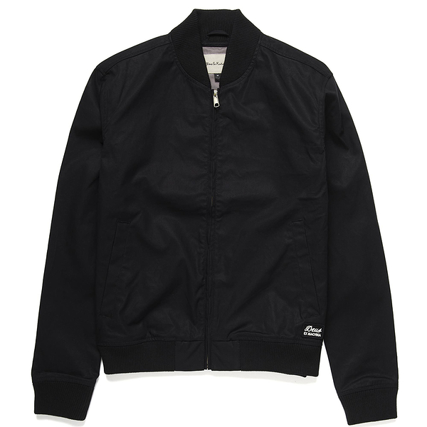 Deus Ex Machina Garth Bomber Jacket 夾克-男/女(黑)