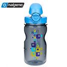 丹大戶外【Nalgene】1263-0005 OTF兒童運動水壺(方格)375cc,兒童水瓶BPA-free,戶外登山水壺