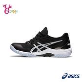ASICS排球鞋 男女鞋 GEL ROCKET 10 羽排球鞋 室內運動鞋 亞瑟膠 訓練鞋 亞瑟士 C9160#黑色