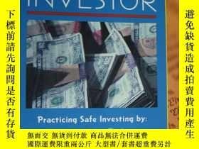 二手書博民逛書店作者簽名本罕見THE EMPOWERED INVESTOR 控制性的投資決策 英文原版小16開Y85718 R