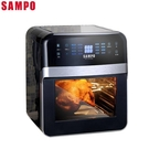 SAMPO聲寶12L智能氣炸烤箱KZ-L...