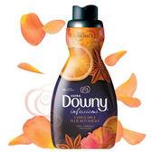 美國原裝Downy超濃縮柔軟精柑橘香氛-(1230ml)*2