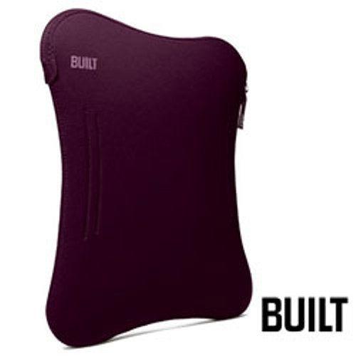 電腦包再進化/美國Built NY15吋尊爵紫筆電防震袋(E-LS15-BRY)