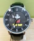 【震撼精品百貨】米奇/米妮_Micky Mouse~香港迪士尼米奇限定手錶-黑米奇#07734