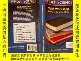 二手書博民逛書店skills罕見workshop reading in the