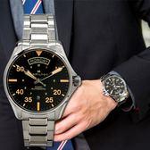 HAMILTON 漢米爾頓 DAY DATE 卡其時標飛行機械腕錶 H64645131 熱賣中!