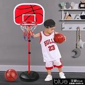 兒童籃球架 兒童籃球架可升降室內投籃框球框家用皮球3-4-6-8-9周歲玩具男孩