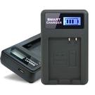 YHO 單槽 液晶顯示充電器(Micro輸入) for Nikon EN-EL15 / EN-EL15B / ENEL15B
