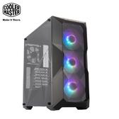 酷碼 Masterbox TD500 Mesh 黑色 機殼(MCB-D500D-KGNN-S01)