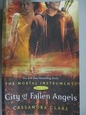 【書寶二手書T6/原文小說_XCX】City of Fallen Angels_Cassandra Clare