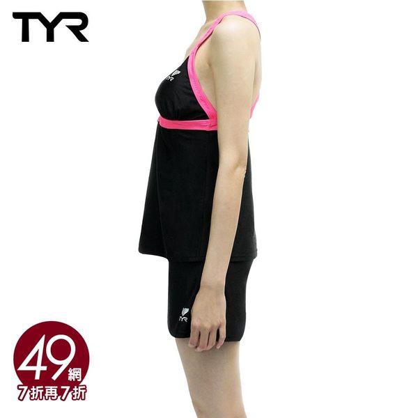 美國TYR女用修身兩件式泳裝Seymour V-neck Tank Set 台灣總代理