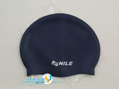 *日光部屋* Nile (公司貨)/NAR-1701-NVY 舒適矽膠泳帽
