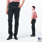 【NST Jeans】日式職男 斜紋墨黑 商務休閒男褲(中腰) 390(5643) outlet款