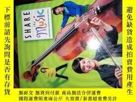 二手書博民逛書店Share罕見the Music 3Y18793 Judy Bo