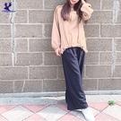 【春夏單一價】American Bluedeer - 活摺長寬褲(特價) 春夏新款
