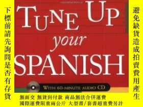 二手書博民逛書店Tune罕見Up Your Spanish: Top 10 Wa