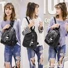 後背包女2020新款時尚韓版百搭女士背包大容量2020軟皮旅行小書包【果果新品】