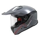 【東門城】ASTONE MX800 BF5 素色 (水泥灰) 全罩式安全帽 多功能 快拆式帽舌