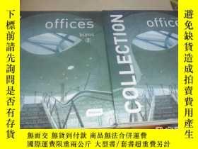 二手書博民逛書店collection罕見Offices (辦公室建築藝術)中英對
