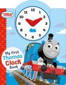 【湯瑪士時鐘書】MY FIRST THOMAS CLOCK BOOK /時鐘書