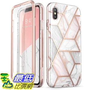 [7美國直購] 手機殼 iPhone Xs Max Case, [Built-in Screen Protector] i-Blason [Cosmo] for iPhone Xs 6.5 _d29