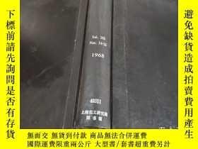 二手書博民逛書店chemical罕見week vol.103 nos.14.26