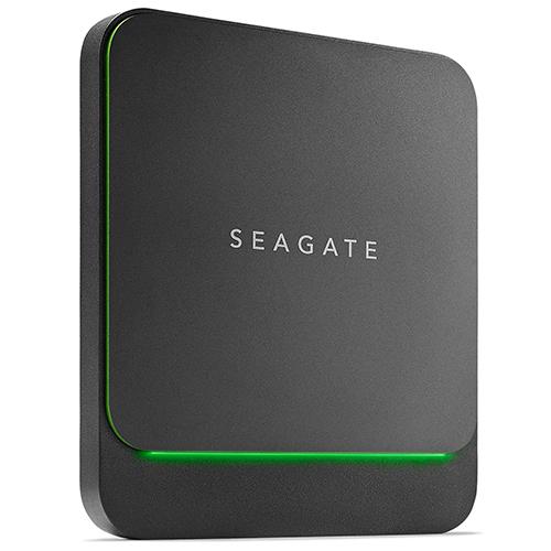 Seagate 希捷 BarraCuda Fast SSD 1TB 外接 固態硬碟 STJM1000400