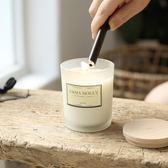 EMMAMOLLY無煙進口精油香氛香薰蠟燭杯浪漫安神生日伴手禮物禮盒
