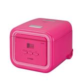 【Tiger 虎牌】3人份 TACOOK微電腦電子鍋(JAJ-A55R)桃紅色