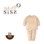 【SISSO有機棉】米米熊好舒適套裝(咖) 2A