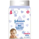 嬌生嬰兒 純水柔濕巾 棉柔一般型 100片X3入裝