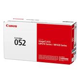 【高士資訊】Canon 佳能 CRG-052 黑色 碳粉匣 原廠公司貨 CRG052