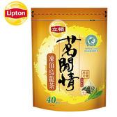立頓茗閒情凍頂烏龍茶包40 x 2.8g_聯合利華