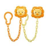 小獅王辛巴-造型奶嘴鍊-顏色隨機出貨