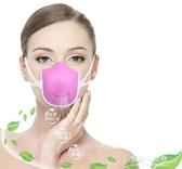 隨身空氣凈化器孕婦男女面罩呼吸過濾口罩防除甲醛二手煙神器【東京衣秀】
