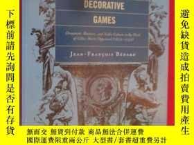 二手書博民逛書店Decorative罕見Games: Ornament, Rhe